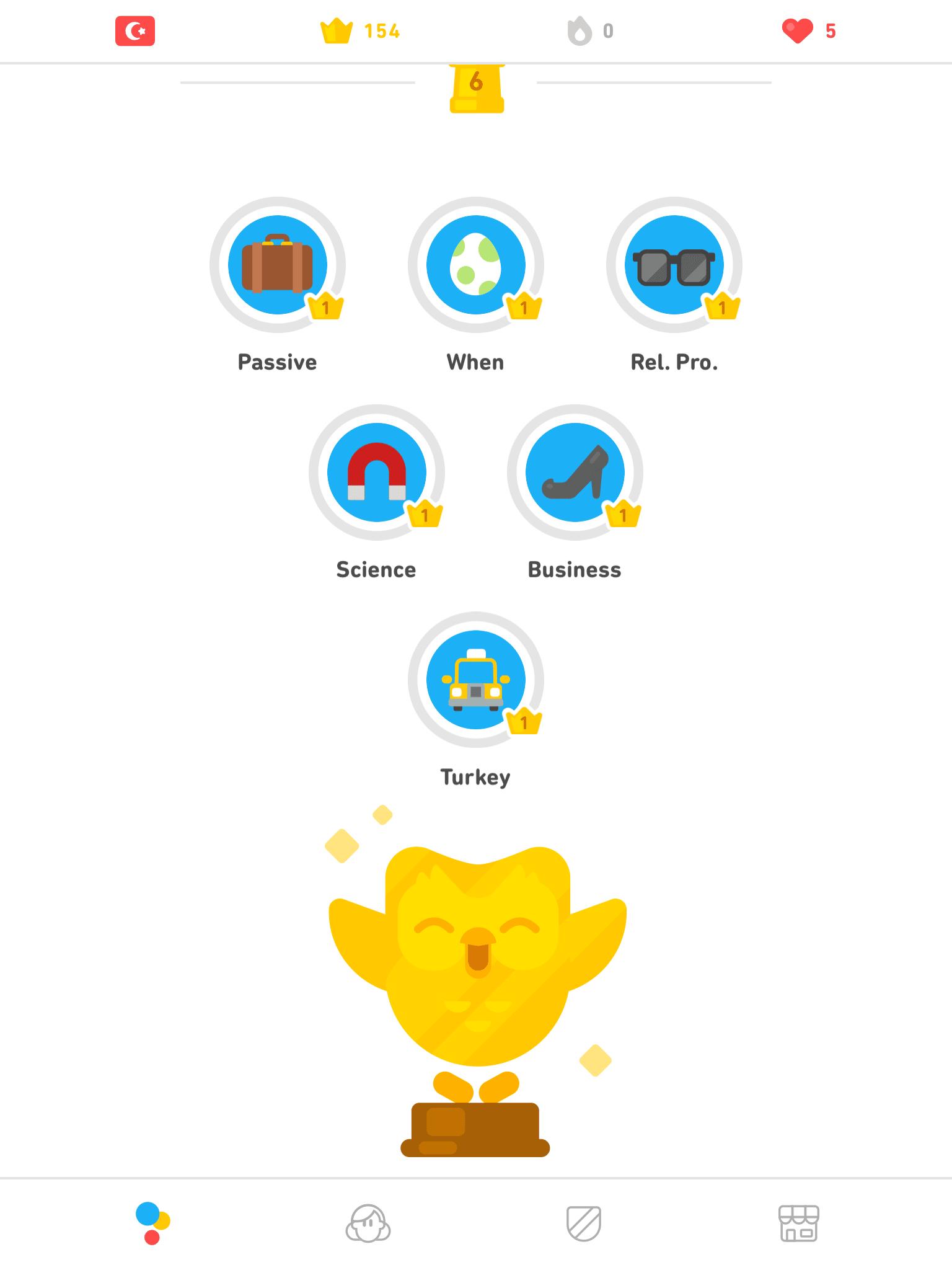 duolingo turc