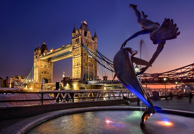 Votre voyage à Londres