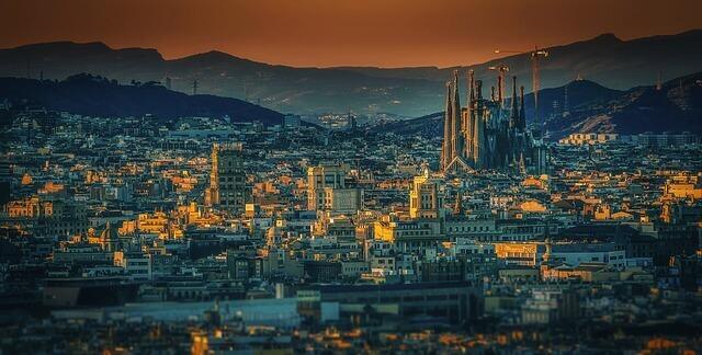 Barcelone, votre destination soleil !