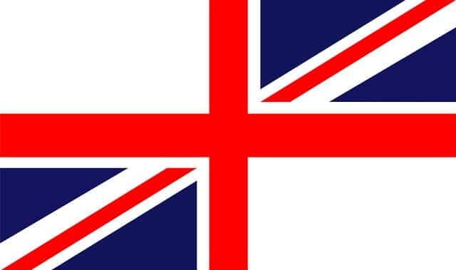 le drapeau anglais  britannique et union jack   origines