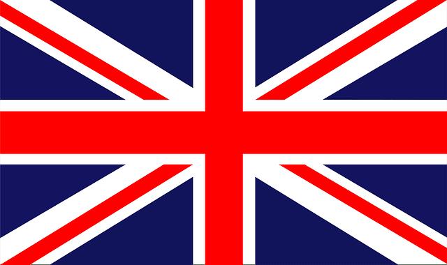 Drapeau Royaume-Uni Union Jack