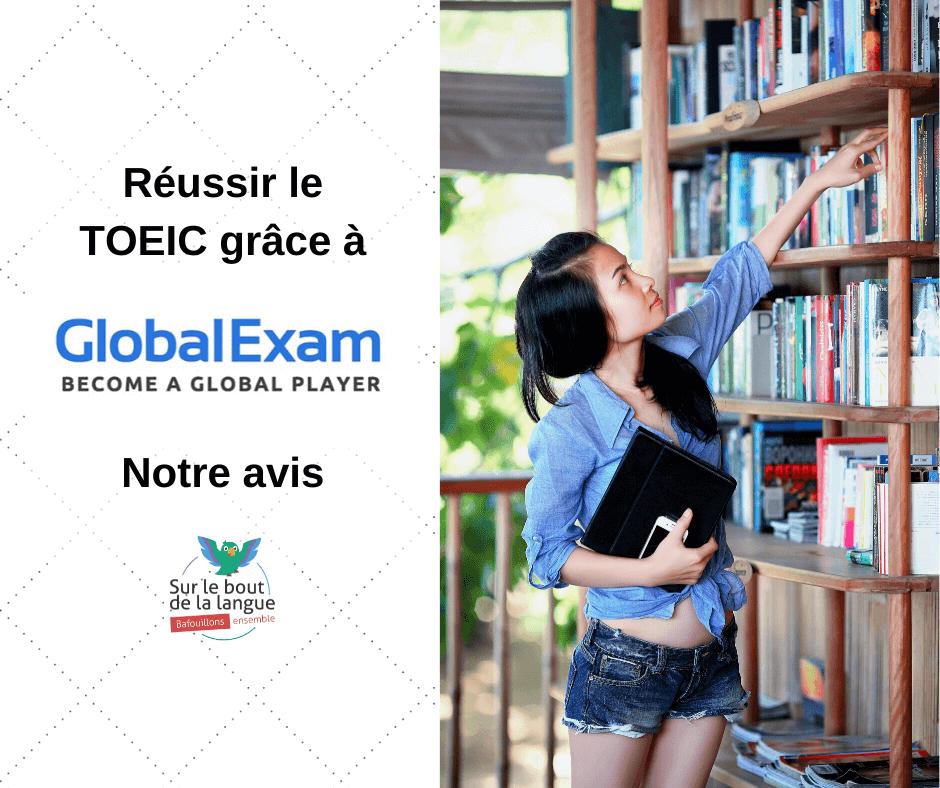 Réussir le TOEIC avec Global Exam