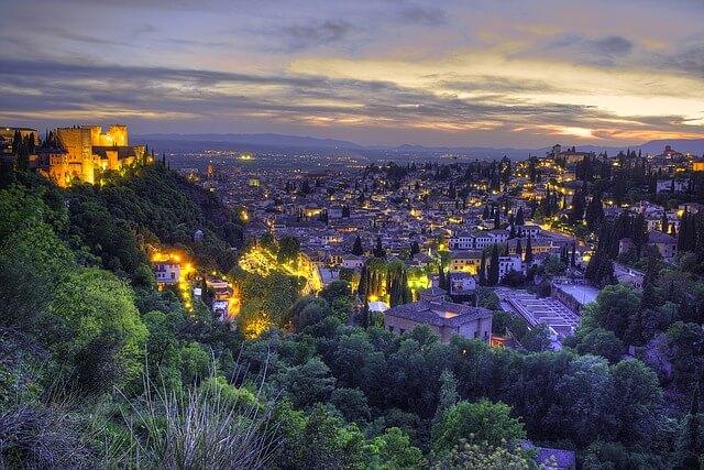L'Espagne et ses origines arabes