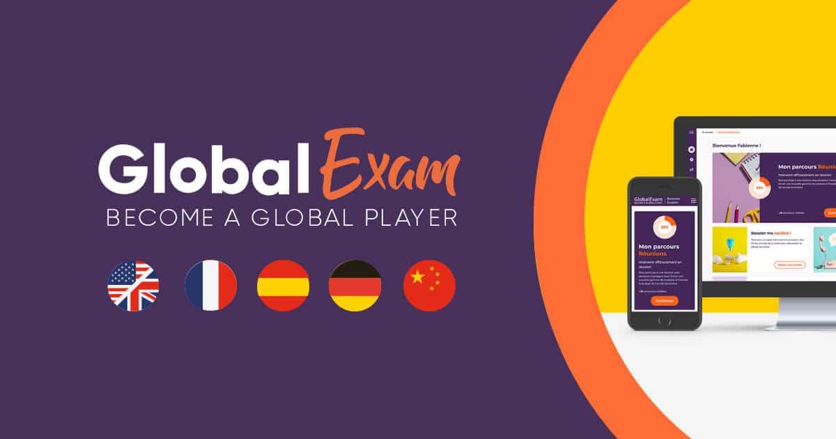 Global exam réussir épreuves langue